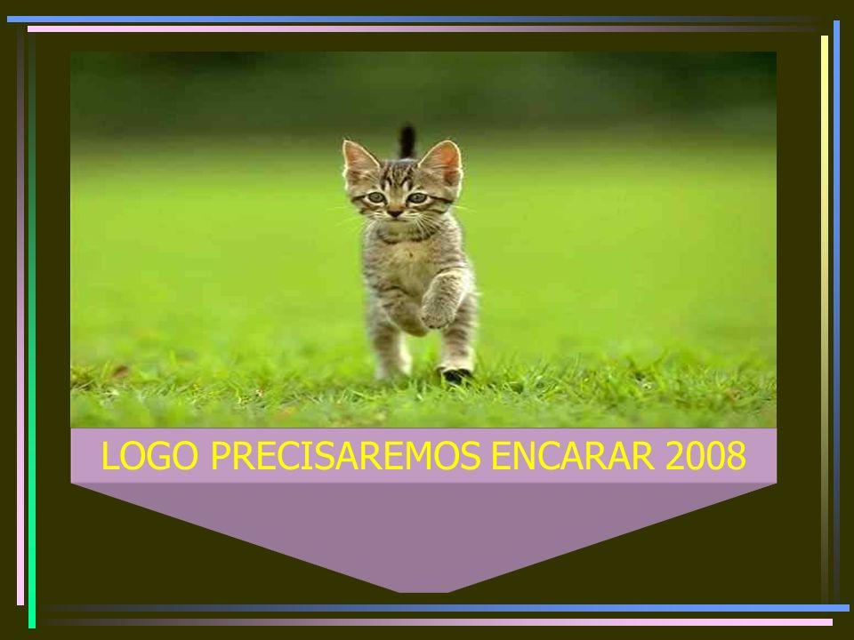 LOGO PRECISAREMOS ENCARAR 2008