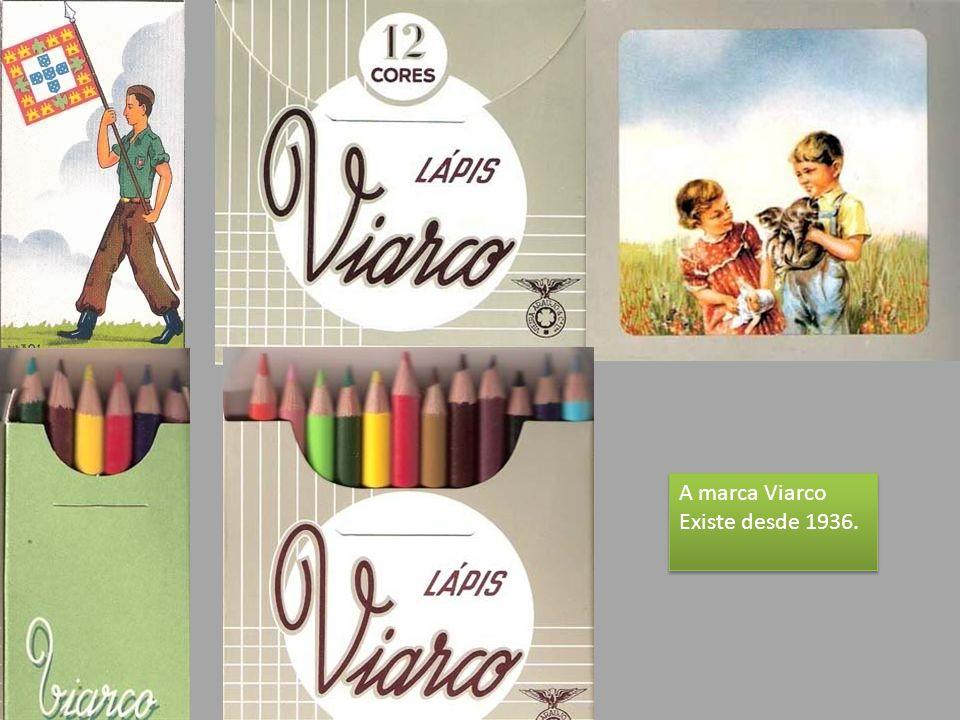 A marca Viarco Existe desde 1936. A marca Viarco Existe desde 1936.