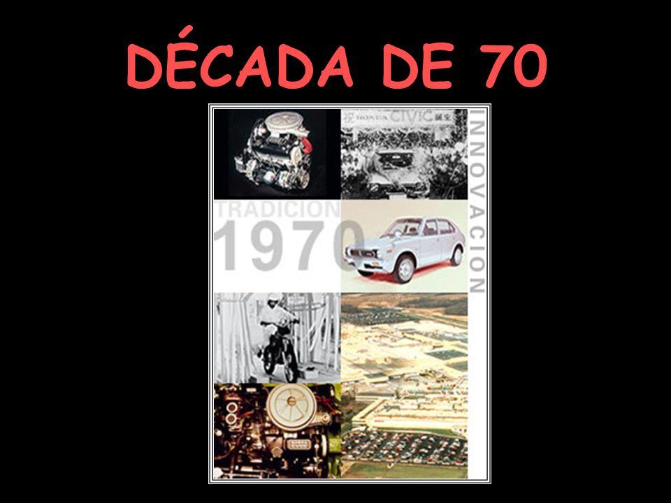 DÉCADA DE 50