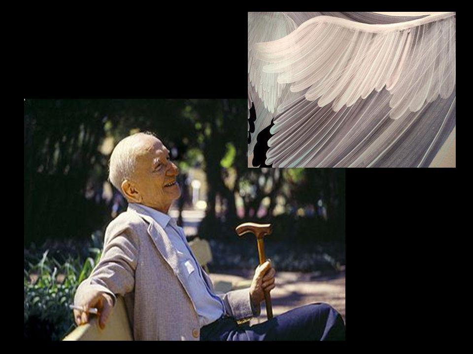 Onde estará Mario Quintana agora? Partilhando, talvez, os seus poemas com os anjos...