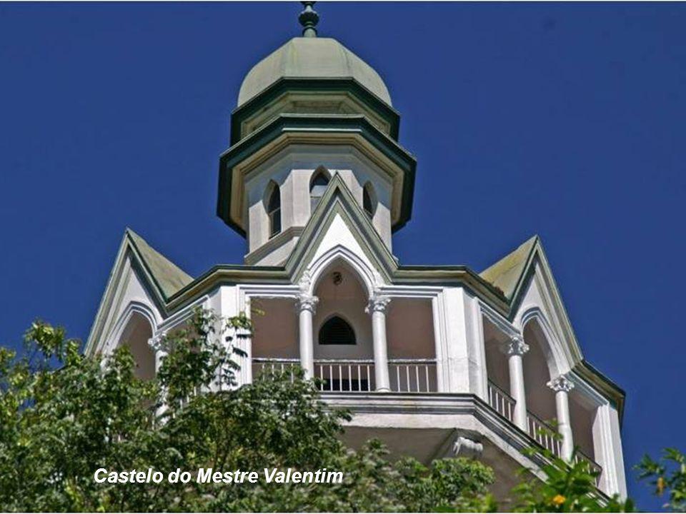 Castelo do Mestre Valentim