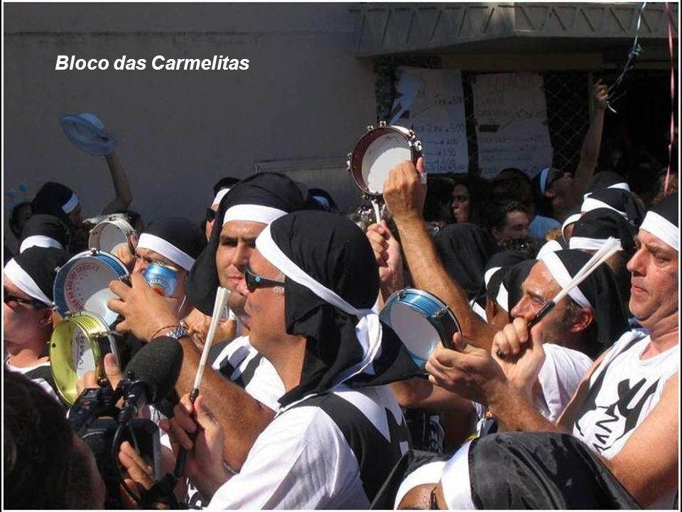 As Carmelitas- um bloco irreverente...