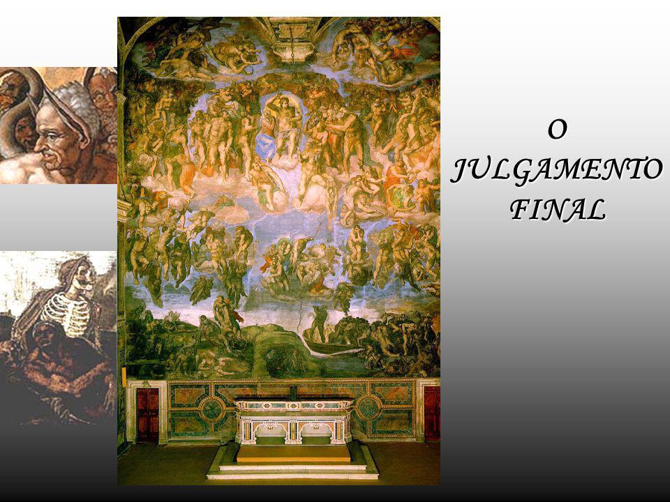 O Papa PAULO VII FARNESE pediu-lhe que pintasse um afresco do Julgamento Final, o que se tornaria a maior pintura do mundo àquela época.
