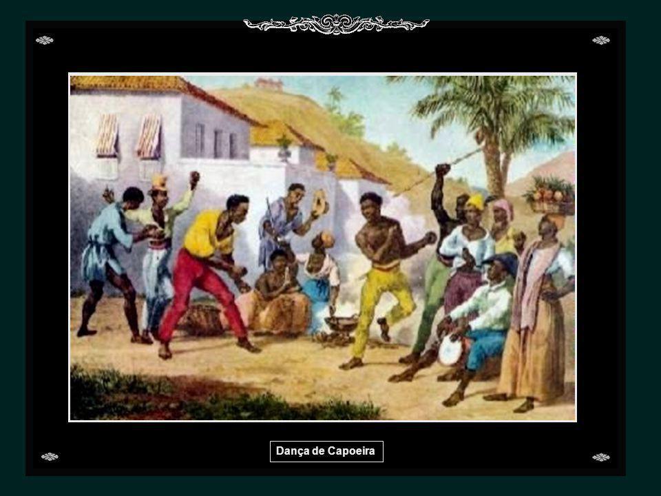 Negros À esquerda vindos de Moçambique À direita vindos de Cabinda, Quiloa, Rebolla e Mina