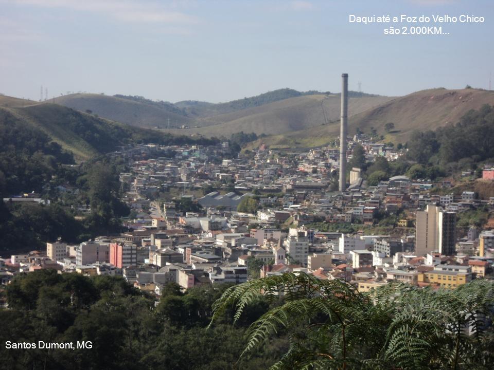 Aracaju – SE, fica a 150km ao sul da Foz do Velho Chico.