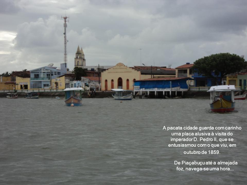 Piaçabuçu foi cenário do filme Deus é brasileiro, que divulgou parte deste belo e, muitas das vezes, desconhecido Brasil.