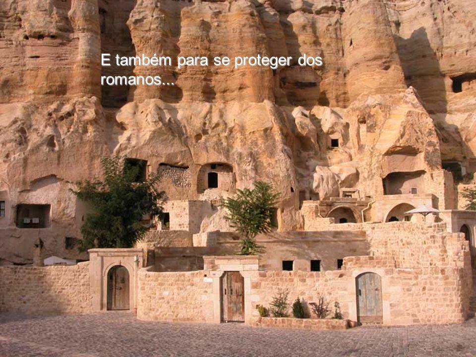 Depois de mil anos, este labirinto de passagens
