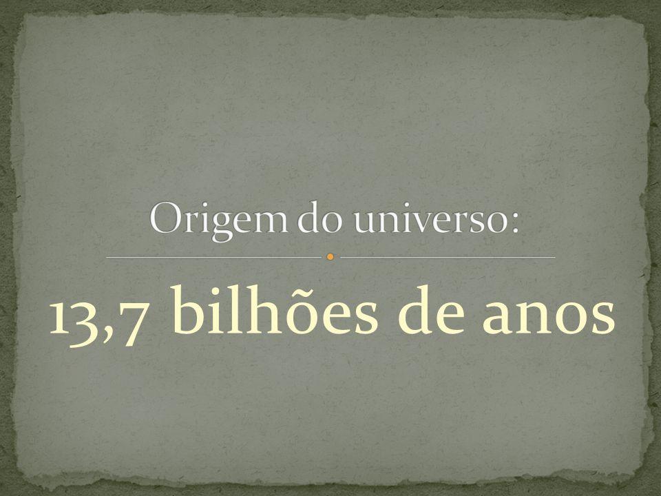 13,7 bilhões de anos