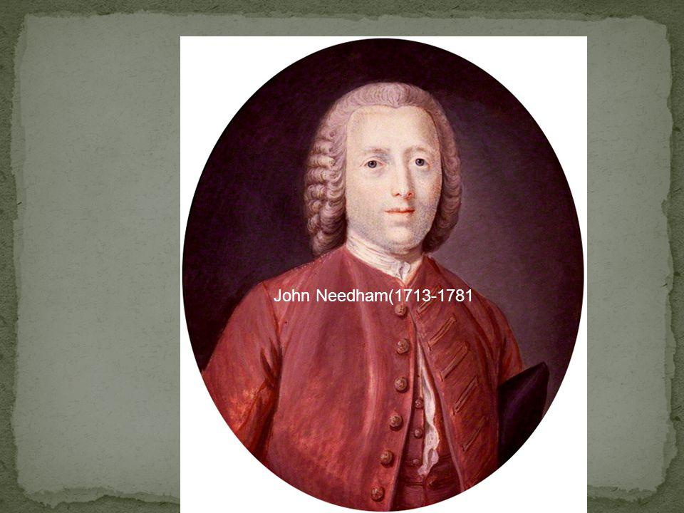 John Needham(1713-1781