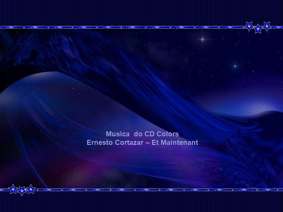 Musica do CD Colors Ernesto Cortazar – Et Maintenant