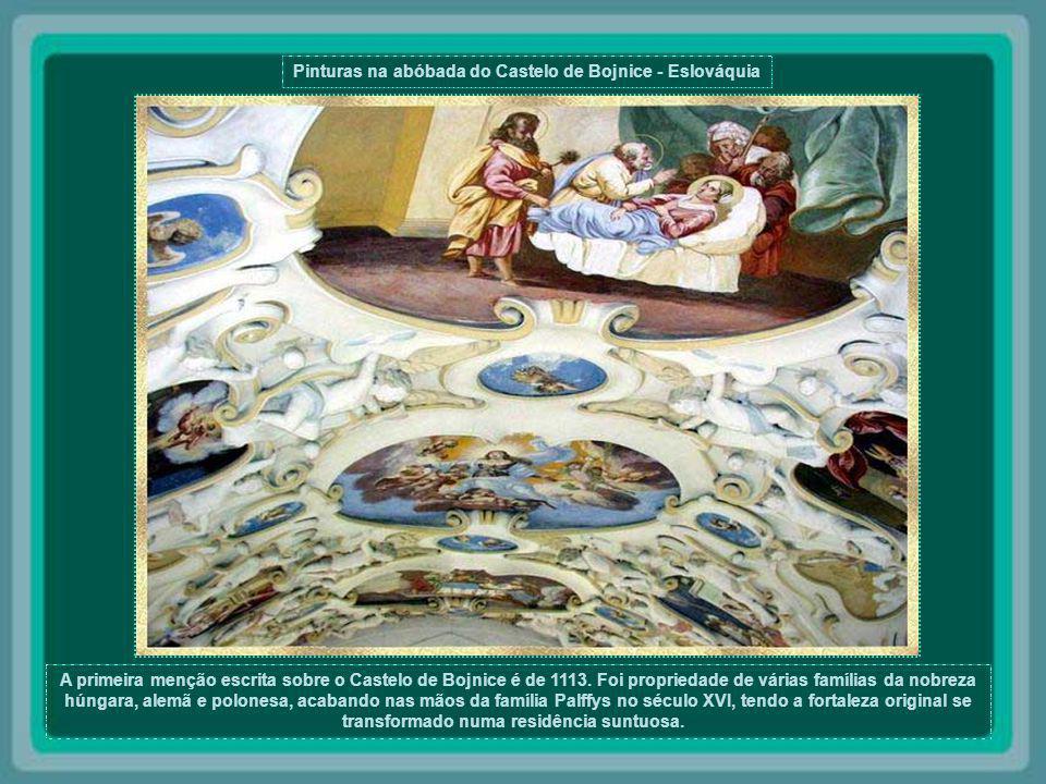 Palácio Ducal - Sala do Senado - Veneza O Palácio Ducal tem obras clássicas e valiosas de Hyeronimus Bosch, Bellini, Carpaccio, Veronese, Tiziano e Ti