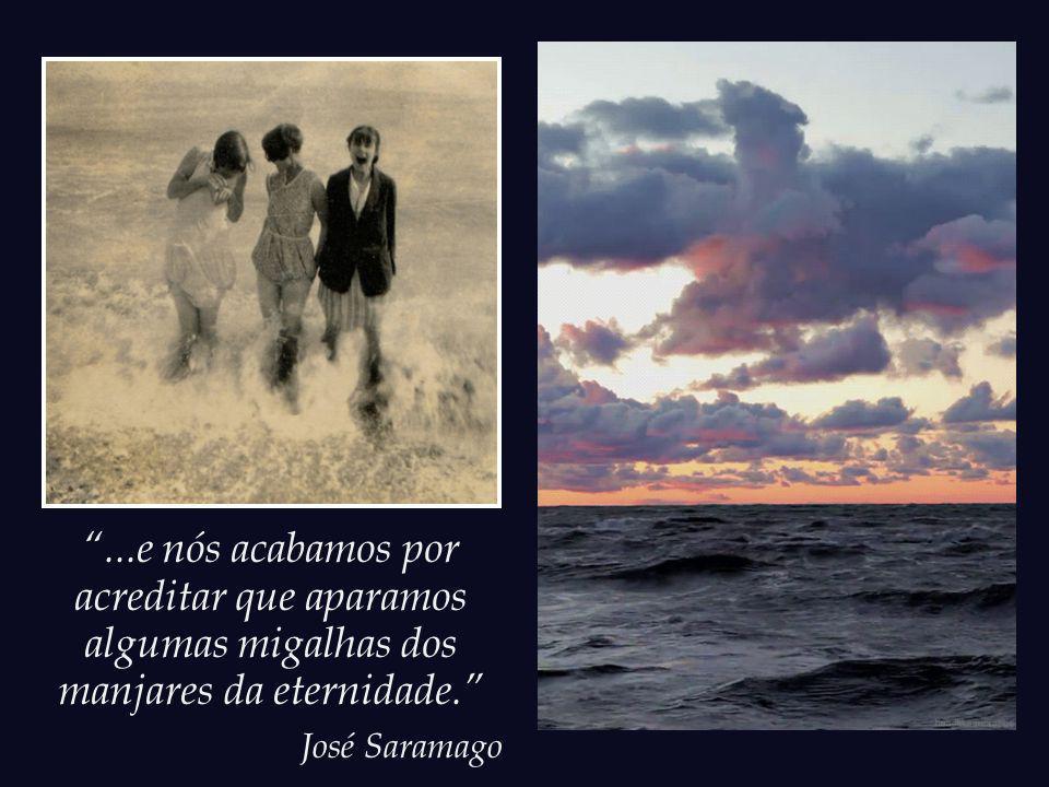 Os dias passam, passam os anos, a terra faz o seu giro obediente,...