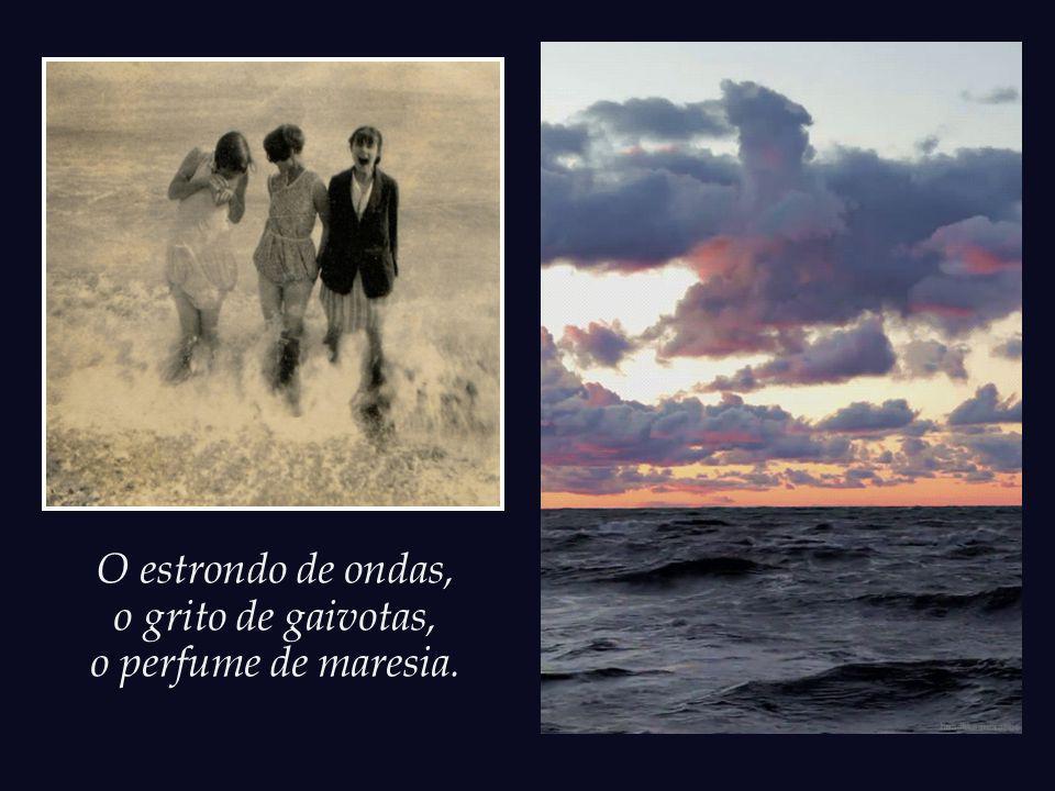 ...e nós acabamos por acreditar que aparamos algumas migalhas dos manjares da eternidade. José Saramago