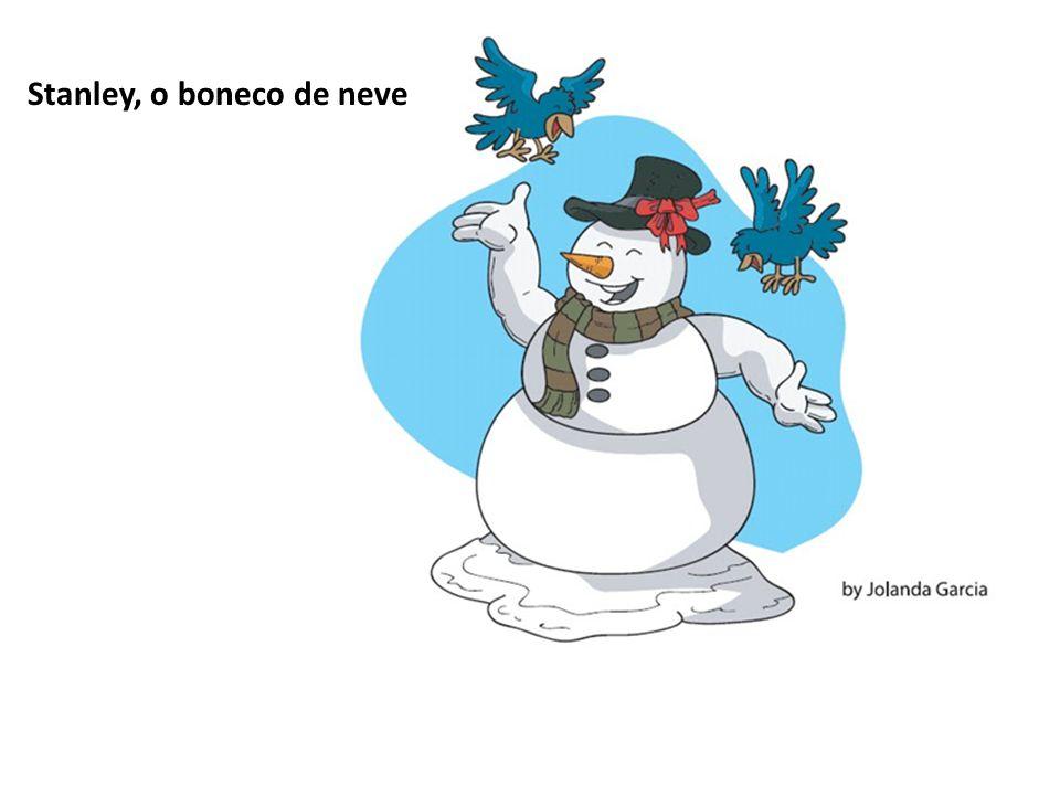 Stanley, o boneco de neve