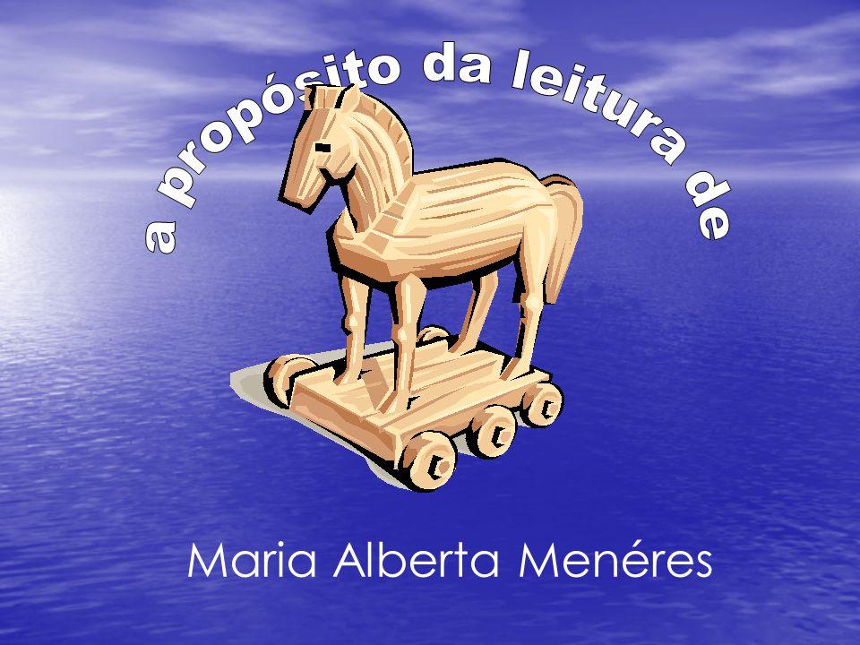 Os alunos do 6º D leram o Ulisses de Maria Alberta Menéres......e vão contar-vos o princípio da história.
