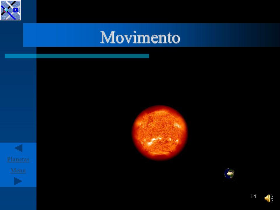 Menu Planetas 13 Neptuno É o oitavo planeta do Sistema Solar.