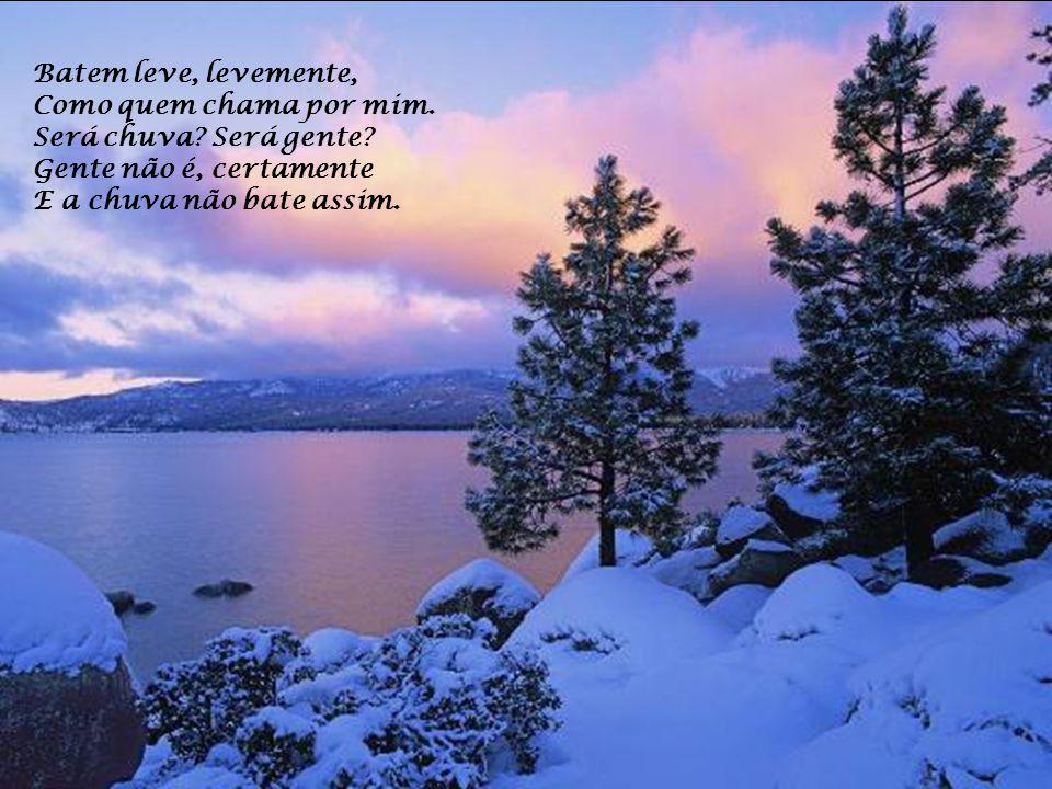 Balada da Neve por Augusto GiL Recordando uma das mais belas poesias da Literatura Portuguesa
