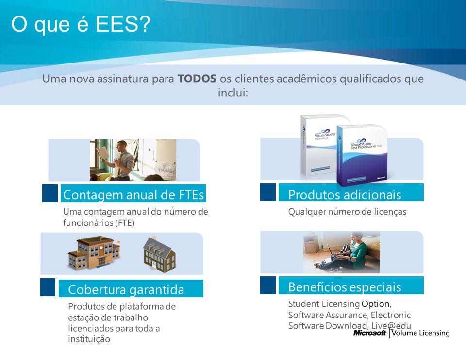 Education Desktop com Core CAL Suite Education Desktop com Enterprise CAL Suite Os produtos para estação de trabalho citados acima devem ser licenciados para toda a organização e podem ser licenciados individualmente ou pelo Education Desktop Suite.