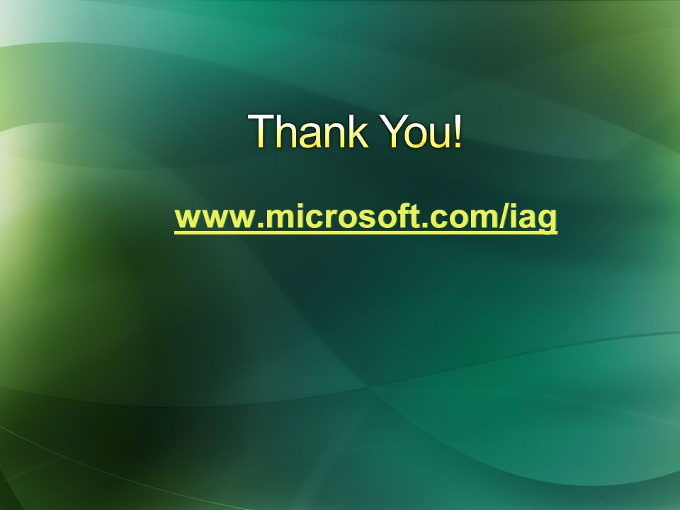 www.microsoft.com/iag