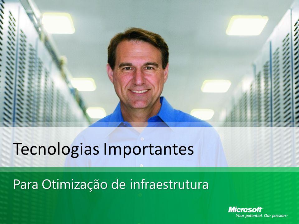 Tecnologias Importantes Para Otimização de infraestrutura