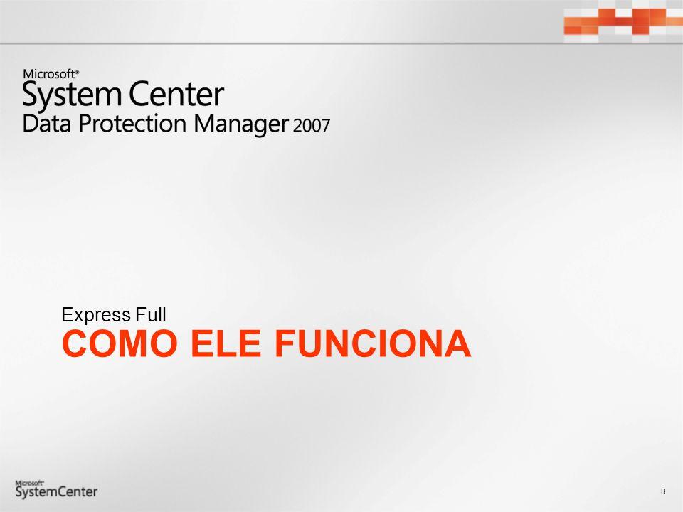 COMO ELE FUNCIONA Express Full 8
