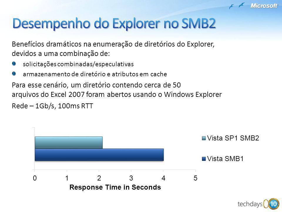 Benefícios dramáticos na enumeração de diretórios do Explorer, devidos a uma combinação de: solicitações combinadas/especulativas armazenamento de dir