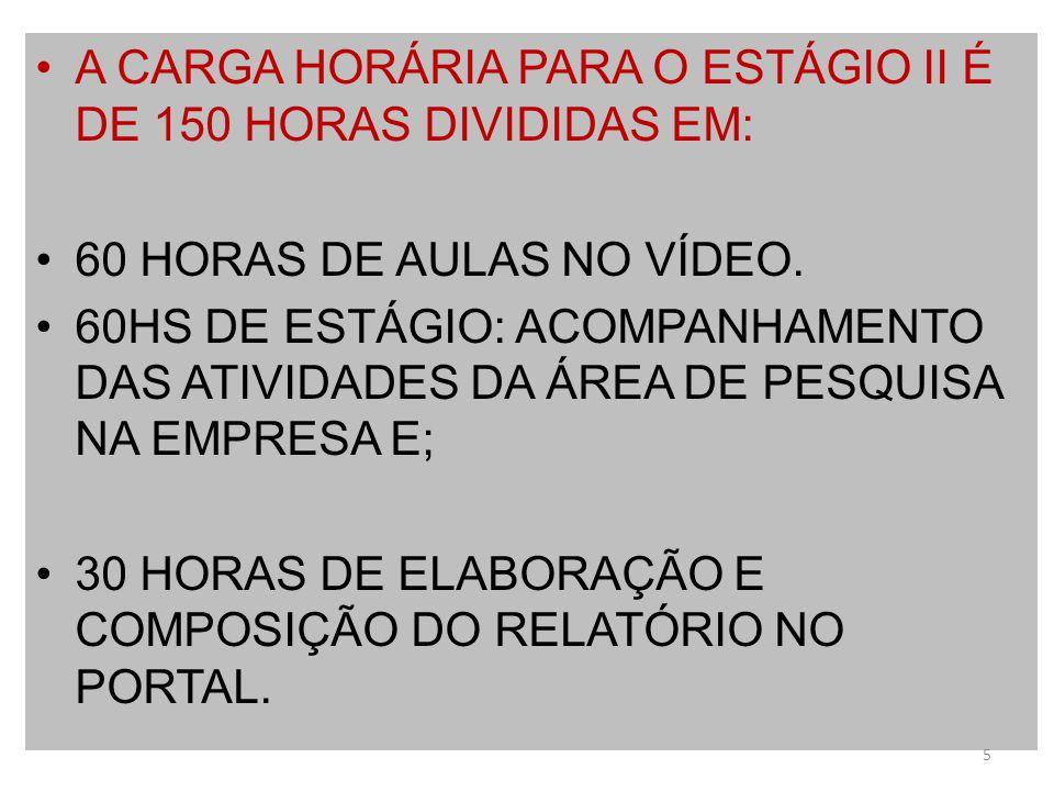 PROCESSO DE AVALIAÇÃO A1 - DE ACORDO COM O CALENDÁRIO ACADÊMICO.
