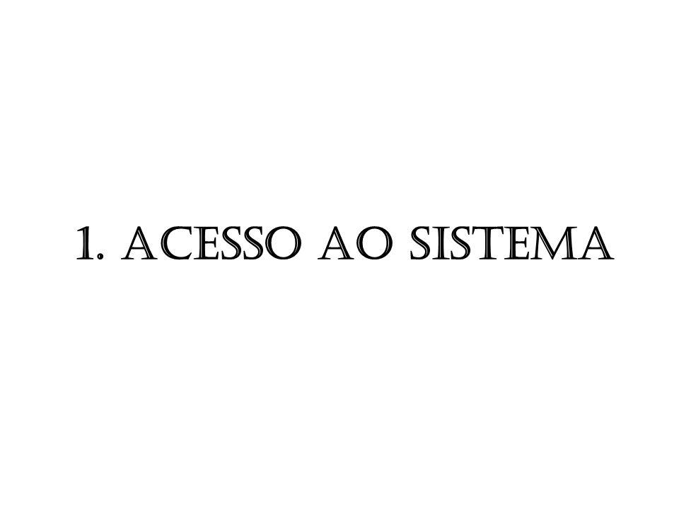 Digite aqui o endereço: http://www.unitins.br Clique aqui para efetuar login