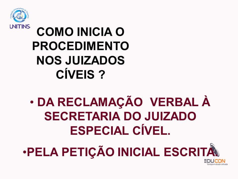 O SERVIDOR REDUZIRÁ A TERMO PODENDO SER UTILIZADO : *O SISTEMA DE FICHAS OU * FORMULÁRIOS IMPRESSOS (ART.