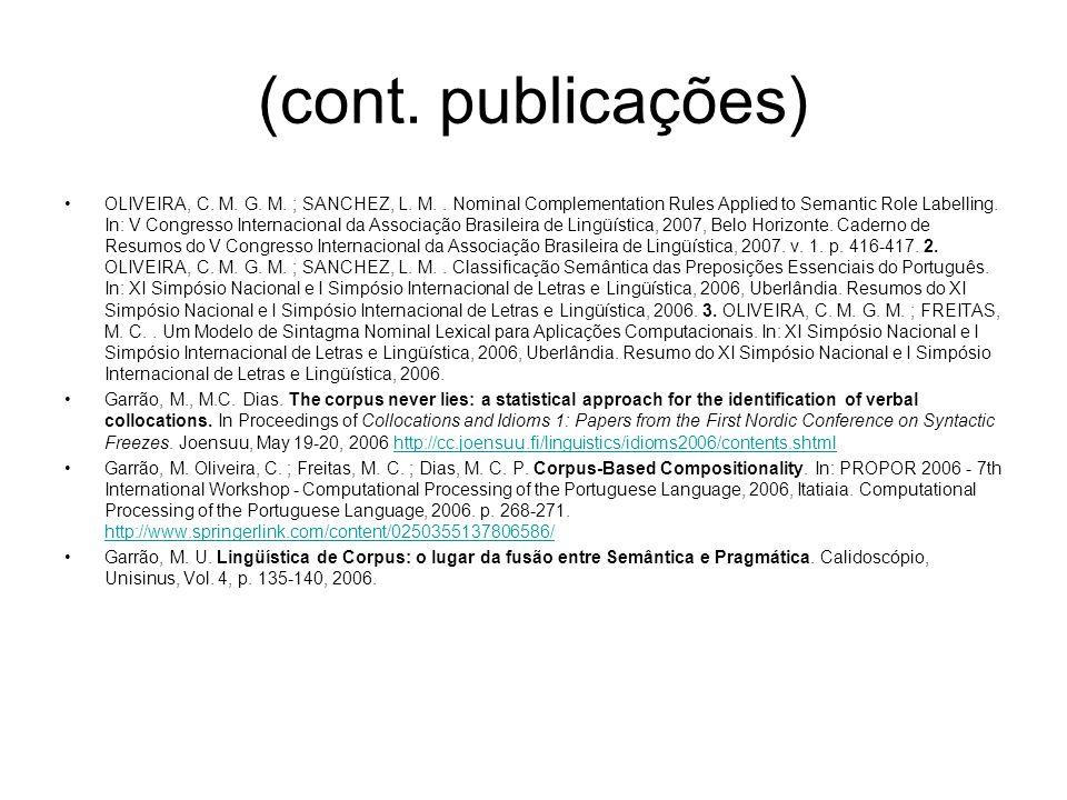 Teses e dissertações Maria Claudia de Freitas.