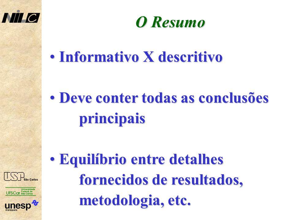 A Introdução Funções distintas Funções distintas artigo, ensaio, dissertação, capítulo, etc.