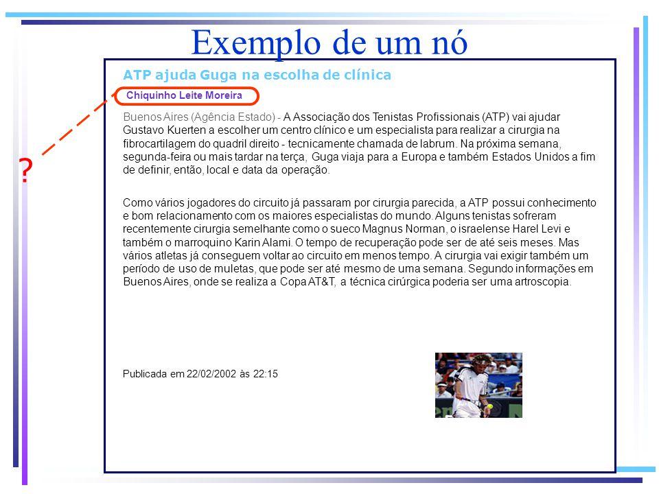 ATP ajuda Guga na escolha de clínica Chiquinho Leite Moreira Buenos Aires (Agência Estado) - A Associação dos Tenistas Profissionais (ATP) vai ajudar