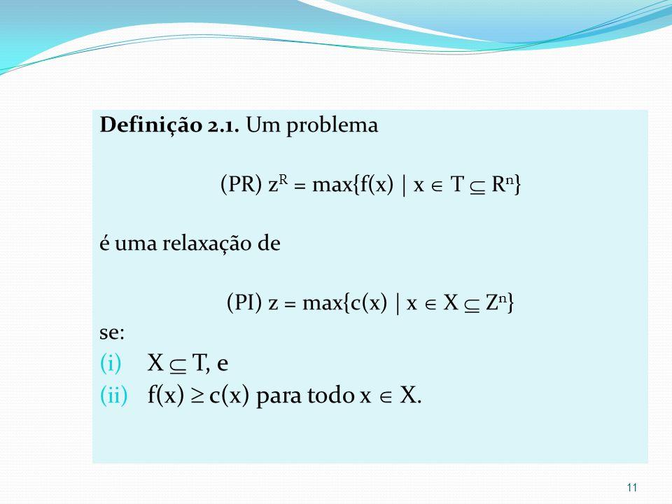 Definição 2.1.
