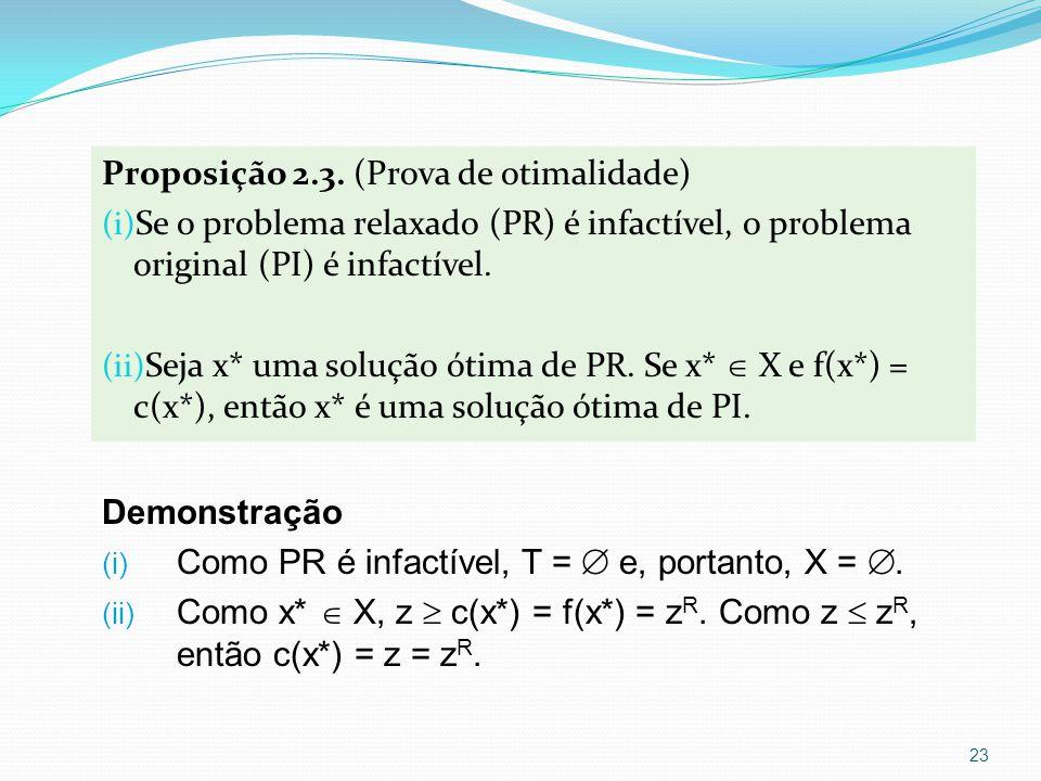 Proposição 2.3.