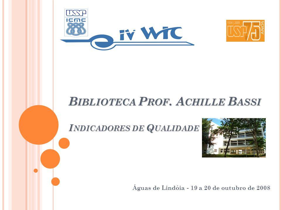 B IBLIOTECA P ROF.
