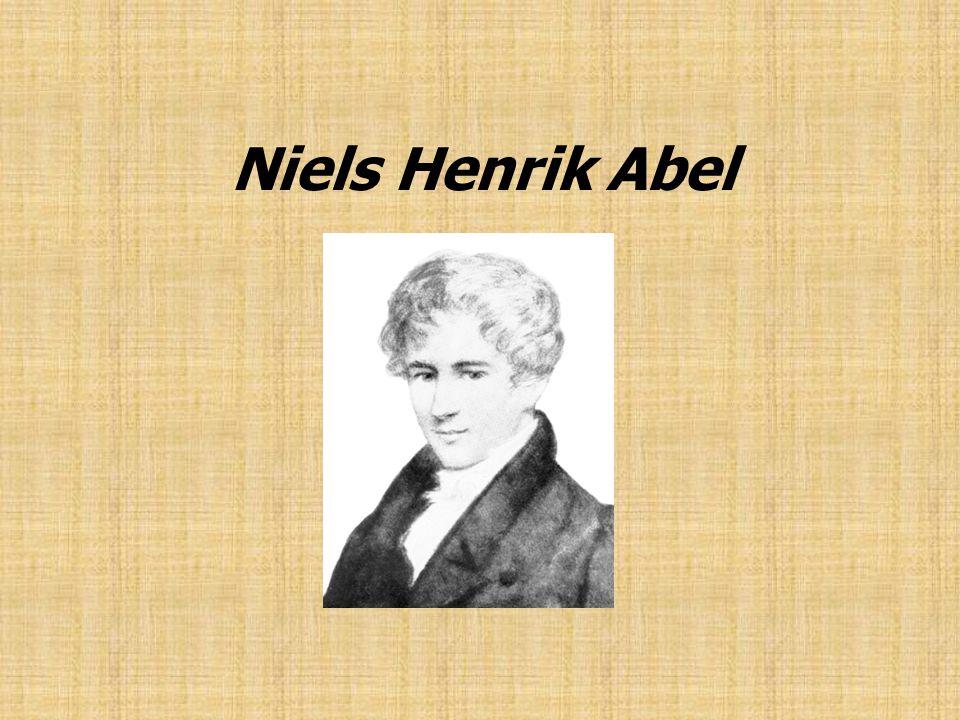 A fama de Abel espalhou-se por todos os centros matemáticos da Europa, e ele permaneceu entre a elite dos matemáticos do mundo, mas, isolado na Noruega, não sabia disso; Aí!!.