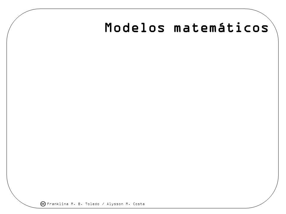 Modelos matemáticos