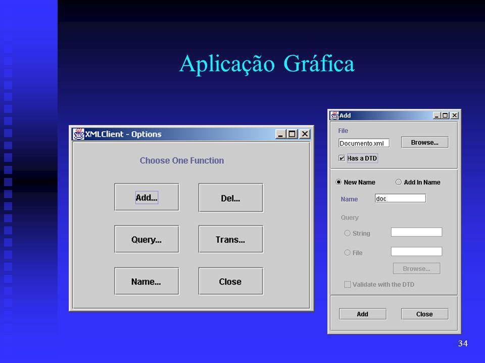 34 Aplicação Gráfica