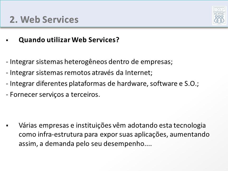 Aumento esperado do número de Web Services – torna-se importante o desenvolvimento de mecanismos que permitam a categorização automática de Web Services.