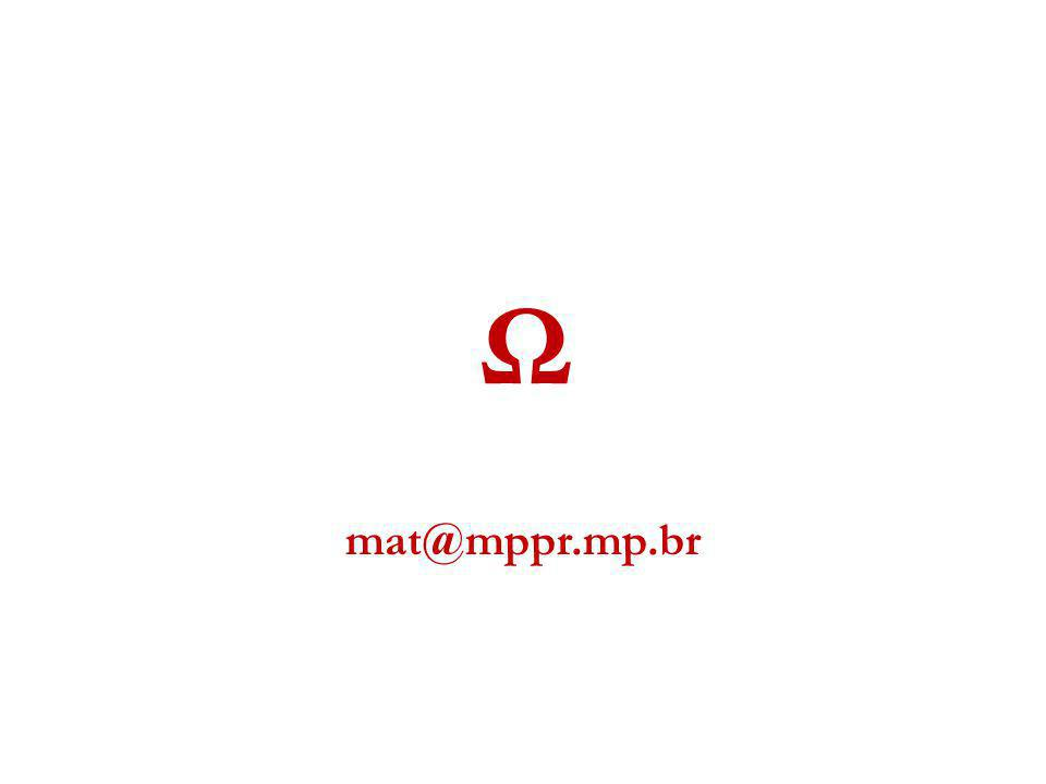 Ω mat@mppr.mp.br
