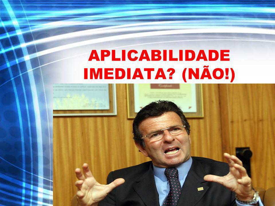 SUGESTÕES 1.Propositura da Ação Direta de Constitucionalidade (art.