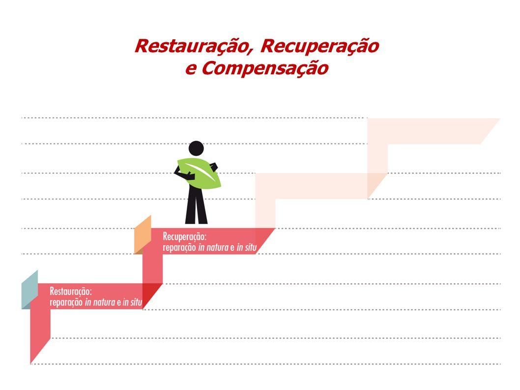 Restauração, Recuperação e Compensação
