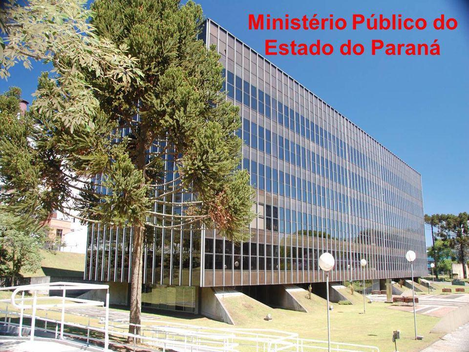 Se você quer mudar o Brasil comece a mudar a si mesmo NOTICIE MINISTÉRIO PÚBLICO DO ESTADO DO PARANÁ www.mp.pr.gov.br fale conosco O QUE VOCÊ TEM A VER COM A CORRUPÇÃO
