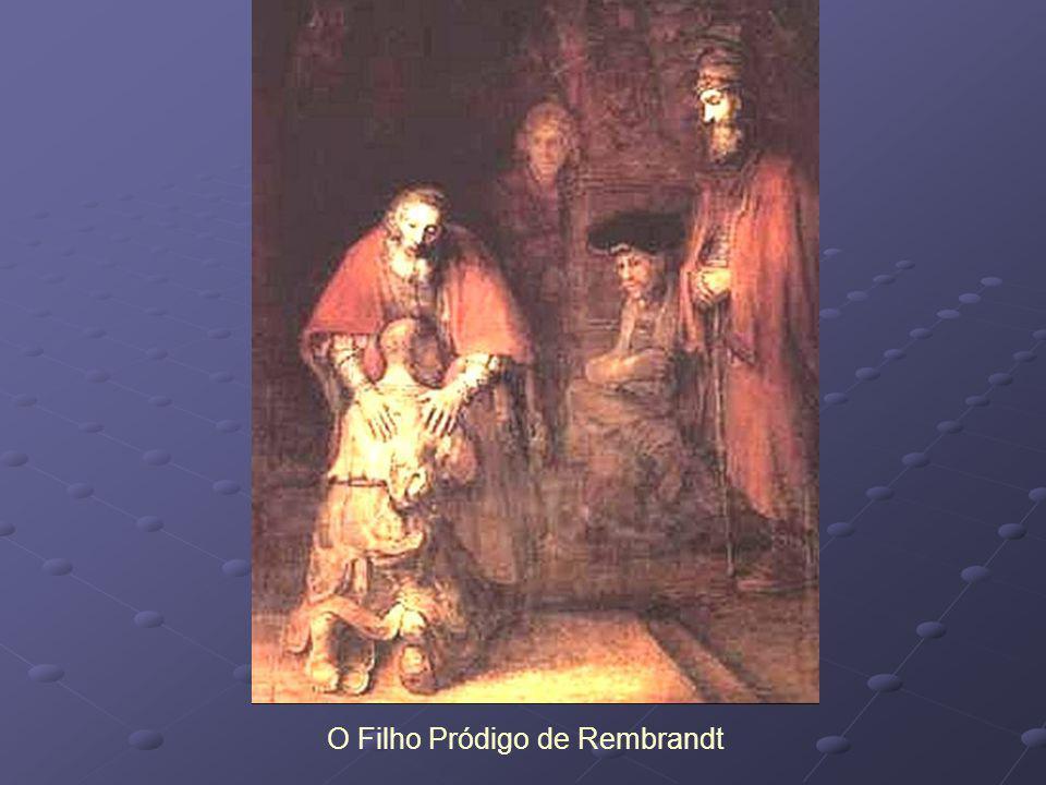 O Filho Pródigo de Rembrandt