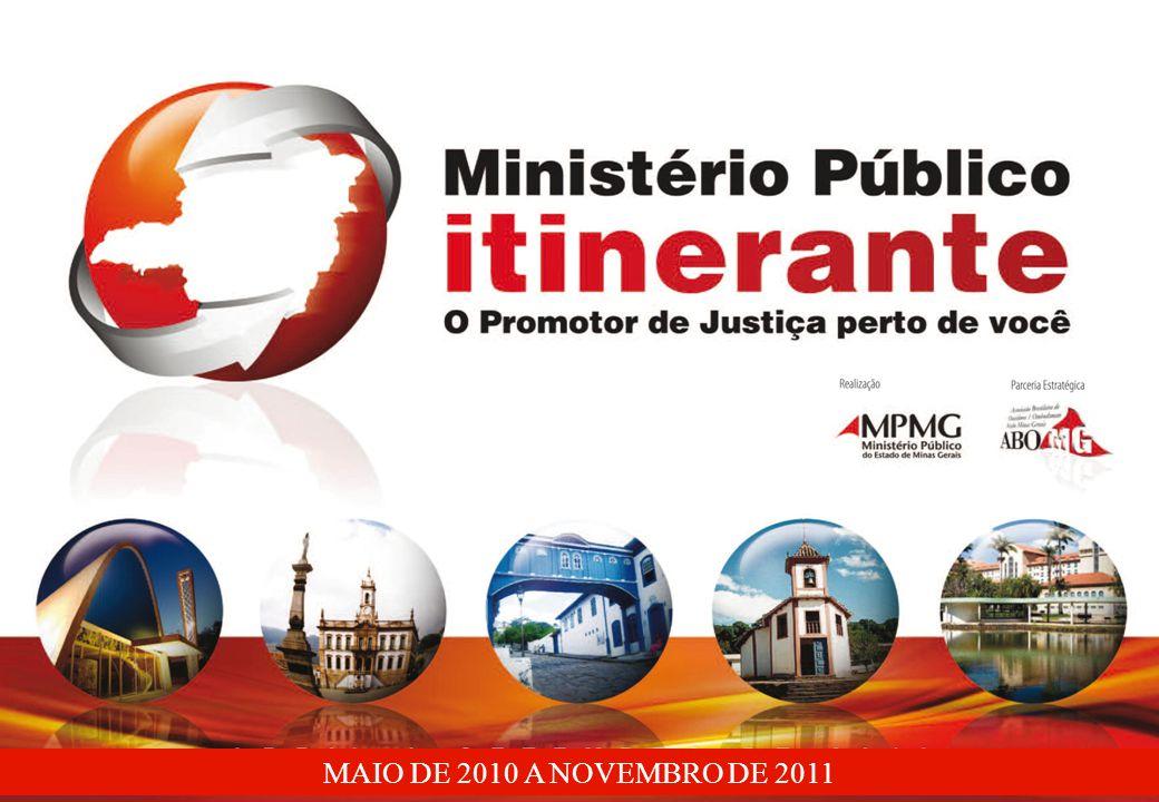 MAIO DE 2010 A NOVEMBRO DE 2011