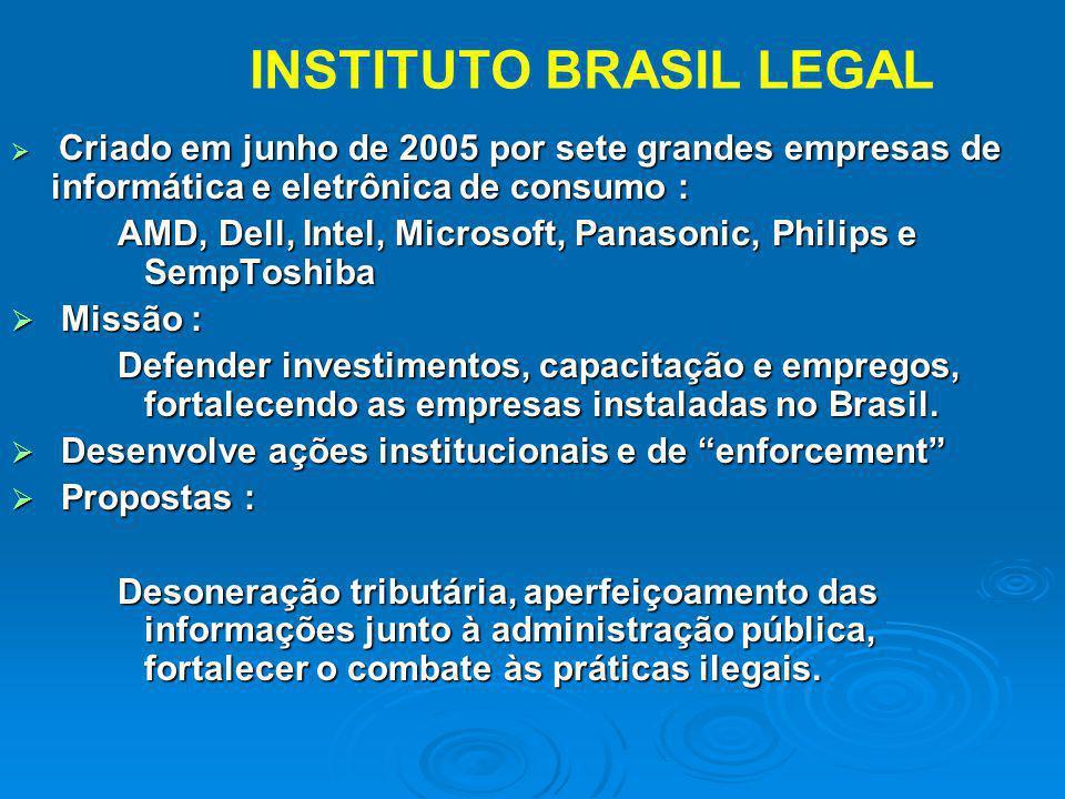 Criado em junho de 2005 por sete grandes empresas de informática e eletrônica de consumo : Criado em junho de 2005 por sete grandes empresas de inform