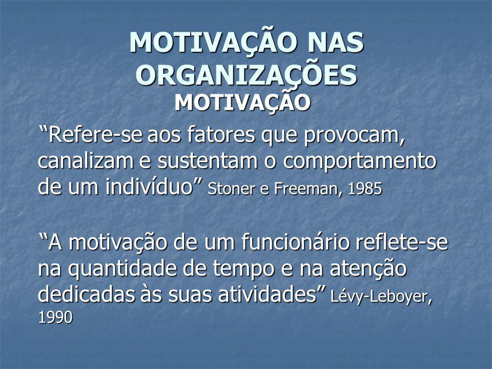 MOTIVAÇÃO NAS ORGANIZAÇÕES APLICAÇÕES PRÁTICAS DAS TEORIAS DE MOTIVAÇÃO RECOMPENSAS MONETÁRIAS RECOMPENSAS MONETÁRIAS Constituem uma aplicação da teoria de Maslow sobre as necessidades de nível mais baixo.