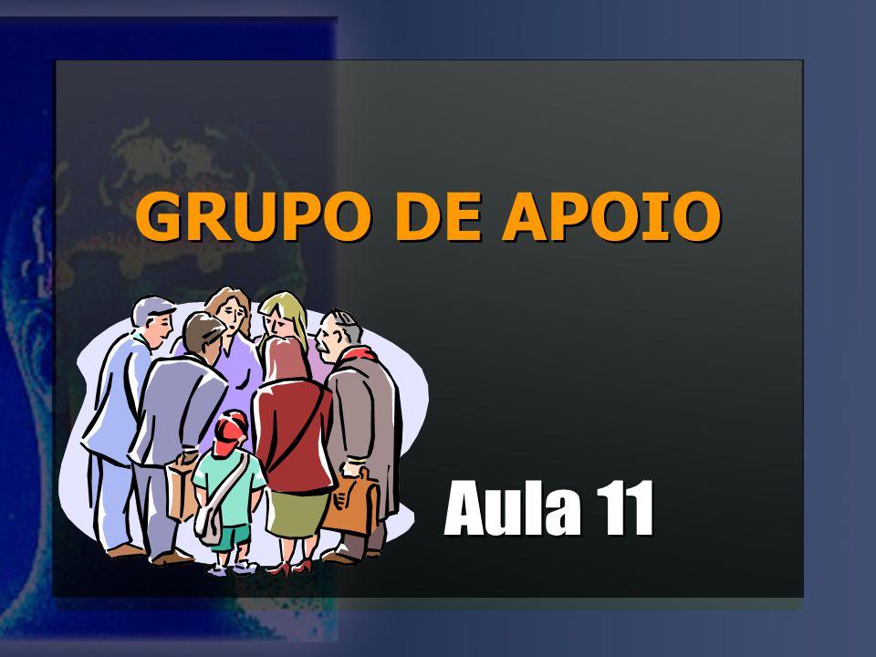 GRUPO DE APOIO GRUPO DE APOIO