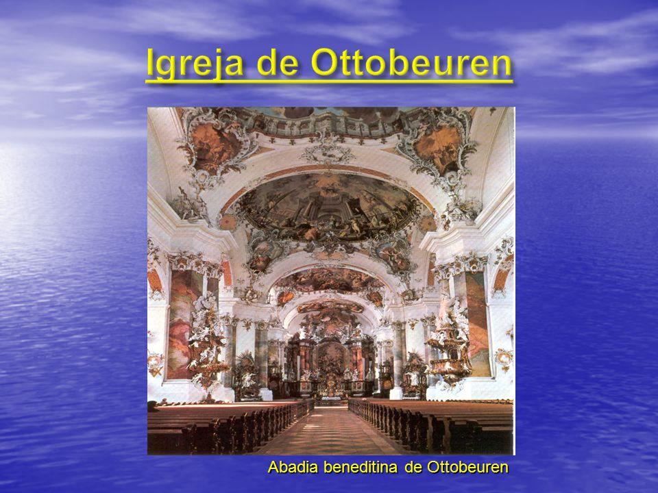 Abadia beneditina de Ottobeuren