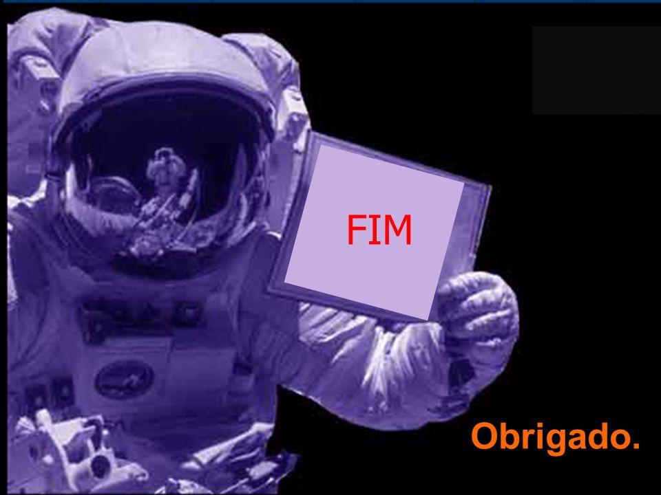 FIM Obrigado.
